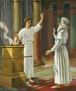 ZACHARIAH AND ANGEL