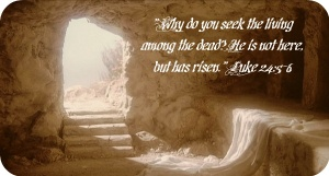 JESUS EMPTY TOMB