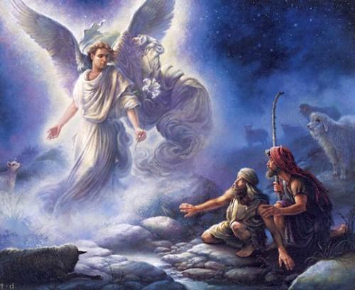 ANGEL, SHEPHERDS
